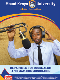 Department of journalism and mass communication