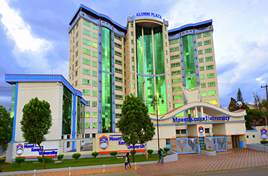 Mount Kenya University Alumni Plaza