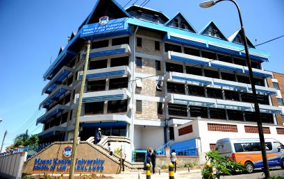 MKU Laws programmes offering competitive and practical based learning