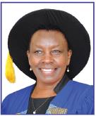 Commissioner Njoki Kahiga