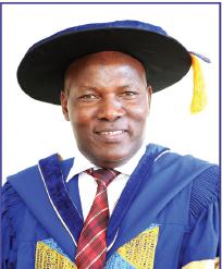 Dr. Vincent Gaitho, Pro-Chancellor and Vice-Chairman