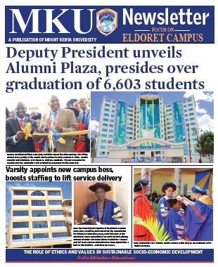 Focus on Mount Kenya University Eldoret Campus