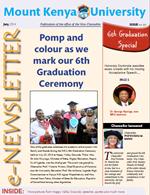 MKU Newsletter July 2014