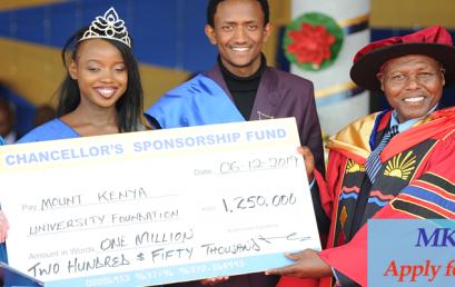 MKU Foundation enriching lives through CSR