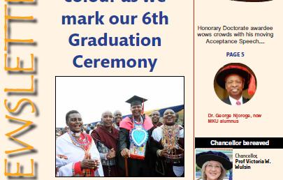 MKU Newsletter Dec. 2014- April 2014