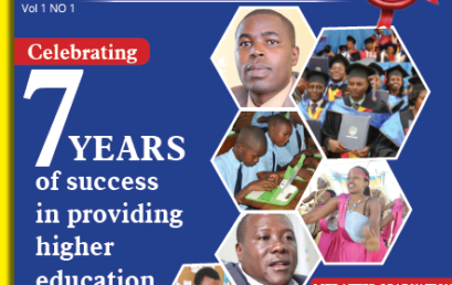 MKU Rwanda Alumni Magazine 2016