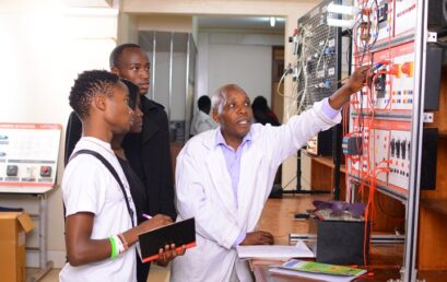 School of Engineering Energy & The Built Environment