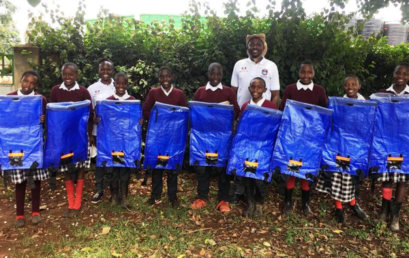 Clean water access to Laikipia County primary school pupils