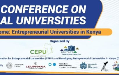 MKU to host international conference on entrepreneurial universities in Africa